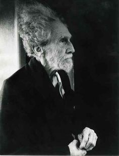 I have never known anyone worth a damn who wasn't irascible.--Ezra Pound