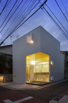 Casa KKZ / I.R.A. (Setagaya, Tokio, Japón) #architecture