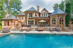 Shea Homes Mansions living rooms great rooms and dining rooms | United States Homes « Homes of the Rich ... CASTLE ON THE RHINE RIVER !!! 'Cherie