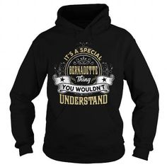 it's A Specia BERNADETTE Thing You Wouldn't Understand T-Shirts & Hoodies