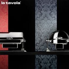Ballet Oblong and Round Classic Chafing Dishes