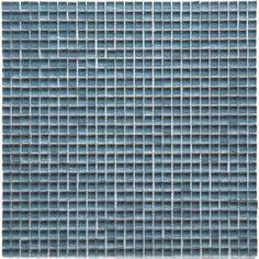 SolistoneAtlantis Dorado Polished Blue 11-3/4 in. x 11-3/4 in. x 6 mm Glass Mosaic Tile (9.58 sq. ft. / case)