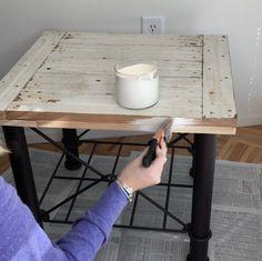 How To Make Chalk Paint With Baking Sodahttp://www.hometalk.com/26085922/how-to-make-chalk-paint-with-baking-soda