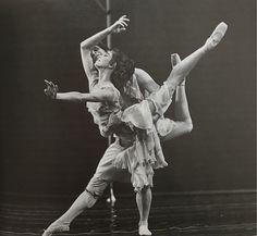Alessandra Ferri, 'L'invitation au voyage', The Royal Ballet 1983