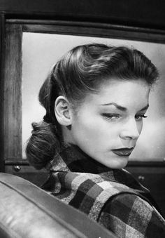 Lauren Bacall in Dark Passage (1947)