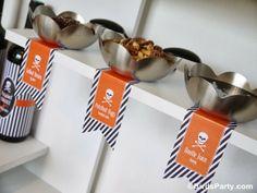Партия Printables | идеи партии | мероприятия | вечеринки ремесла | партия рецептов | блог птица партии: бесплатно Halloween Party Printables + жуткий DIY знак учебник
