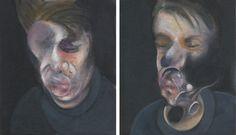 Francis Bacon > http://www.sothebys.com/en/auctions/ecatalogue/2015/contemporary-art-evening-auction-l15020/lot.18.html