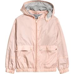 Windbreaker $34.99 ($35) ❤ liked on Polyvore featuring activewear, activewear jackets, jackets and tops