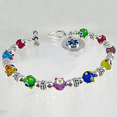 Medical ID Bracelets and jewelry custom engraved for men, women, children - Razzle Dazzle Medical ID Charms