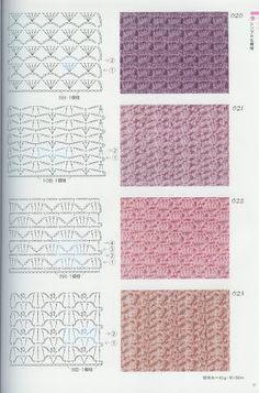"""Crochet Patterns Book 300 - 新 - """"Picasa"""" žiniatinklio albumai"""