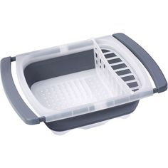 This is the Progressive International Collapsible Dish Drainer. I got this at Marshalls and I paid alot less. However, i would pay the Walmart price. It is that good! It works so well. I love that it folds down and you can put it under the sink.