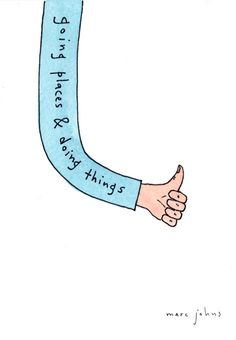 Love this one! Marc Johns