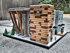 Brick City Brewery | Lego Brewery inspired by the Central Ci… | Flickr