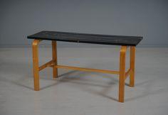 Alvar Aalto Slat Bench