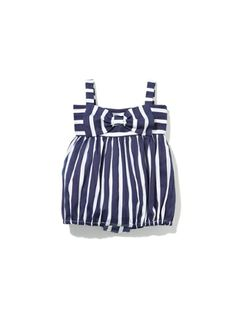 Stripe Sunbubble with Bow by Isabel Garretón at Gilt