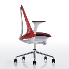Herman Miller launches office furniture by Industrial Facility and Fuseproject. // Me encantan las sillas de oficina =)