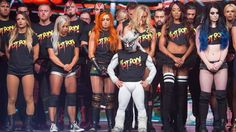 "The entire WWE roster honors WWE Hall of Famer ""Rowdy"" Roddy Piper: Photos 