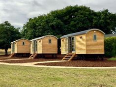 Blackdown Shepherd Huts Gallery   Shepherd's Huts Photos Guest House Shed, Shed To Tiny House, Tiny House Cabin, Blackdown Shepherd Huts, Shepherds Hut For Sale, Bungalow Hotel, Cabana, Garden Huts, Small Cottages