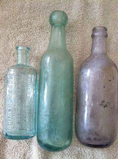 Antique Bottles Jars   eBay
