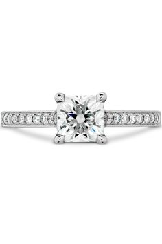 """Engagement Rings - What Your Engagement Ring Says About You - Boho Beauty Your ring has: A pavé infinity band with a square diamond You are: """"You're relaxed, fun, and free-spirited—a boho bride,"""" Sabatino says; you're all about delicate features, like a pretty, detailed band. Your lifestyle (and personal style) are led by what makes you feel untethered and of-the-moment."""