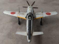 "Kyushu J7W1 ""Shinden"""