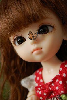 Angelina - Lati Doll