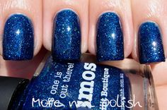 Picture polish 'Cosmos' mmm like looking up into the sky on a clear night