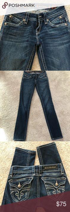 Rock Revival Skinny Jeans (Patti) - Size 26 Great condition! Smoke free home Rock Revival Jeans Skinny