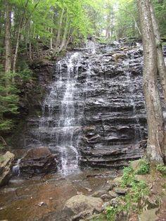 Bushkill Falls In The Poconos Places I Ve Been