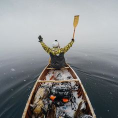 GoPro: Japan Snow - The Search for Perfection in Canoe Camping, Canoe And Kayak, Outdoor Camping, Action Photography, Aerial Photography, Adventure Photography, Adventure Gear, Adventure Is Out There, Adventure Travel
