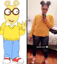 ... Halloween Costumes Ideas On The Black. Costume Suzie Carmichael From The Rugrats Worn By Naturallysheray  sc 1 st  Cartoonview.co & Arthur S Halloween Costume Episode | Cartoonview.co