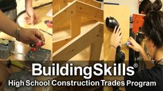 An Inside Look at the Paxton/Patterson BuildingSkills Program. Follow along as teachers and students demonstrate construction education in the classroom and discuss the benefits of career and technical skills. Learn more at http://www.paxtonpatterson.com/construction-education.aspx