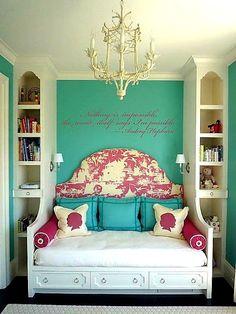 I really like this for Alaina's room so does she