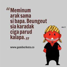 Pantun Lucu Bahasa Sunda Terbaru