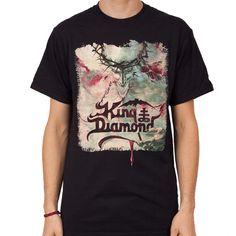 King Diamond House of God T-Shirt