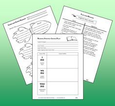 Graphic Organizers for Reading ~ Free Webinar by Laura Candler ~ Register to attend live or to receive the recording