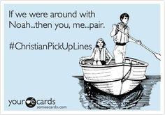 25 Christian Pick Up Lines to Make You Smile | The BarnPrincess
