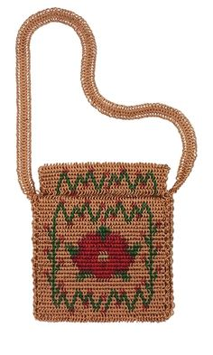 Purse with Color-Coated Copper Wire Chain Mail - Fire Mountain Gems and Beads