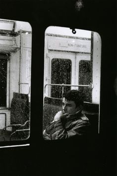 Gérard Blain by Jean Loup Sieff, Paris, 1959 Black N White, Black White Photos, Black And White Photography, Jean Loup Sieff, Urbane Fotografie, Urban People, French Photographers, Celebrity Portraits, Magnum Photos
