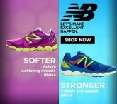 New Balance Shoes Giveaway - New Balance