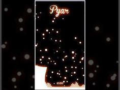 Mate Priyanka - YouTube Black Screen, Photo Wall, The Creator, Templates, Link, Frame, Youtube, Art, Picture Frame