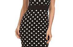 POLKA DOT - ΠΟΥΑ - Ραπτική για Όλους Polka Dots, Dresses, Fashion, Vestidos, Moda, Fashion Styles, Dress, Polka Dot, Fashion Illustrations