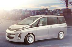 Mazda Biante by idhuy on DeviantArt Mazda, Van, Deviantart, Vehicles, Car, Vans, Vehicle, Vans Outfit, Tools