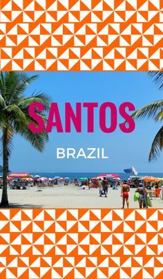 We're vlogging again! In this travel vlog we're coming at you from Santos, Brazil. Beach, sunshine and good vibes makes this a perfect weekend travel destination. Here's what to do in Santos! Have a looksy...