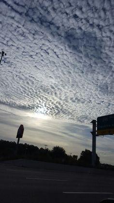 Jacksonville, FL morning sky