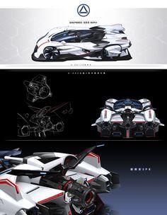 Steampunk Characters, 80s Punk, Far Future, Zbrush, Transportation, Haha, Sci Fi, Racing, Concept