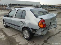 Renaul Clio avariat