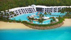 Hayman hotel, Great Barrier Reef, Queensland, Australia. #kiwicollection #roomcritic