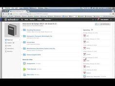 Schoology & Google Drive - YouTube