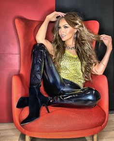 Thalia, Dominatrix, Leather Boots, Diva, Bodycon Dress, Classy, Leggings, Heels, Pants